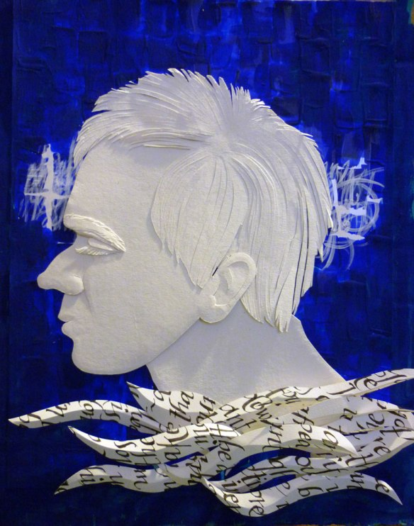 portrait-with-words-paper-sculpture