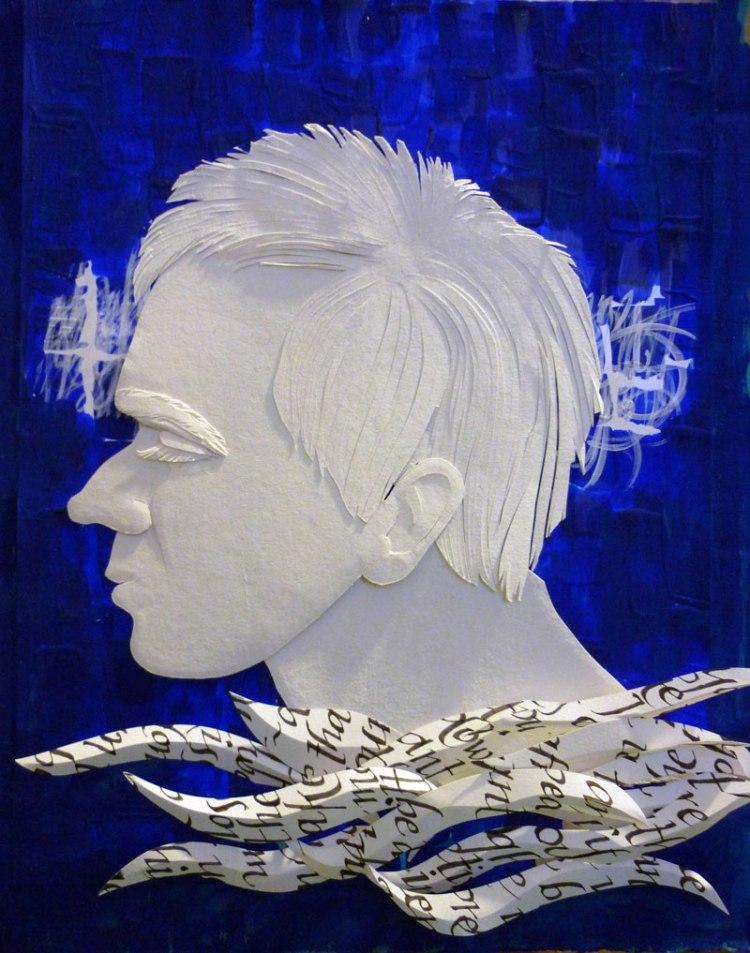 portrait-with-words-paper-sculpture
